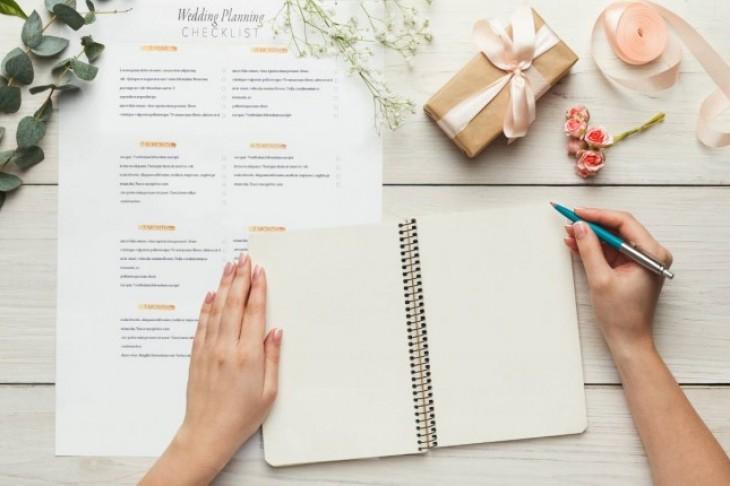 Kako napraviti spisak zvanica za svadbu, bez stresa